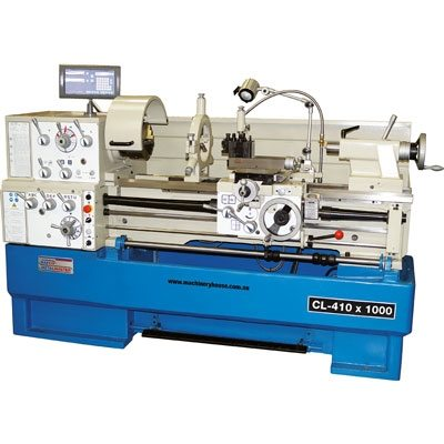 Lathes - Centre