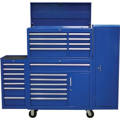 Tool Chests and Roller Cabinets