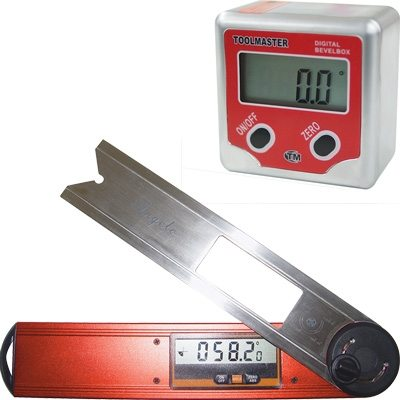 Digital Angle Gauges