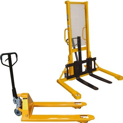 Pallet Trucks and Stackers