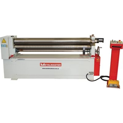 Sheet and Plate Curving Machines