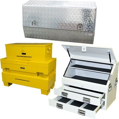 Industrial Tool Boxes and Truck Boxes