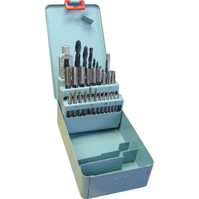 Hand Tap and Drill Set