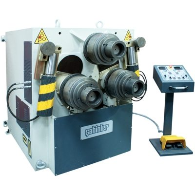 Section and Pipe Rolling Machines