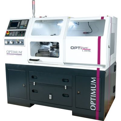 Lathes - CNC Optimum
