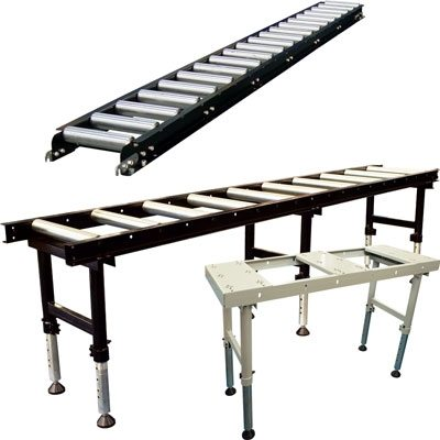 Roller Conveyor and Ball Transfer Tables