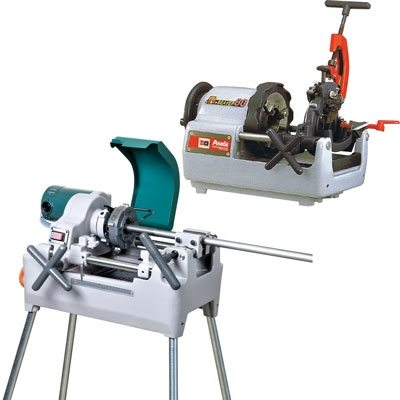 Threading Machines - Pipe and Bolt