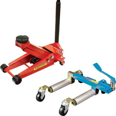 Garage and Vehicle Jacks