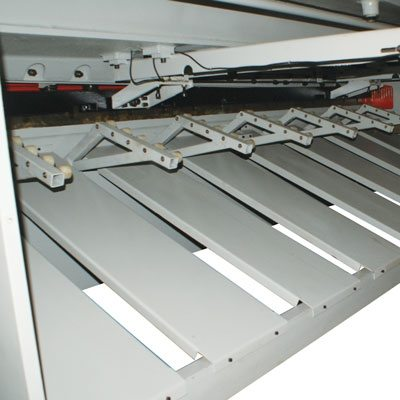 Pneumatic Sheet Supports
