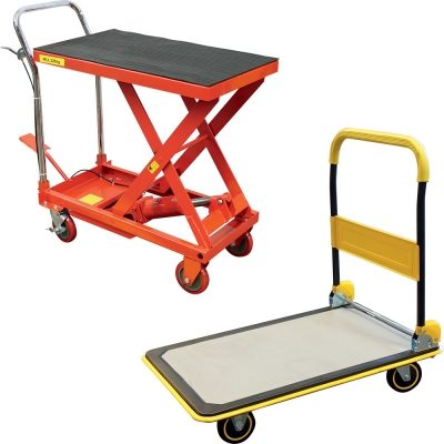 Trolleys - Lifter / Platform