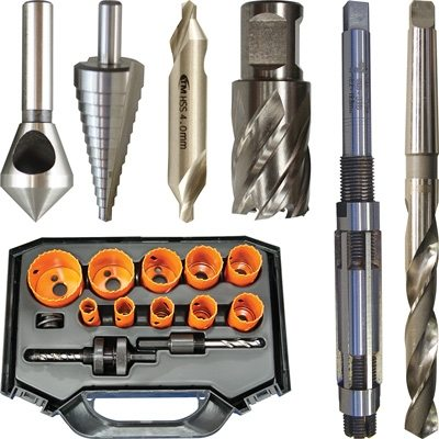 Drilling and Reaming Cutting Tools