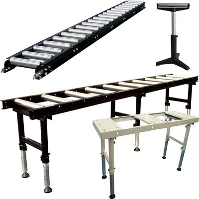 Roller Conveyor Systems and Stands