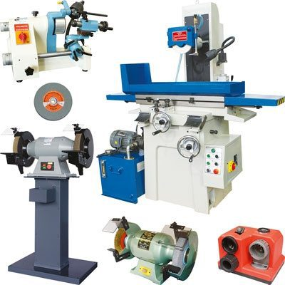 Grinding Machines and Accessories