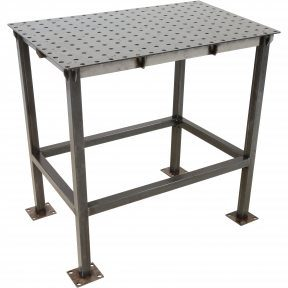 Certiflat Pro 1d Welding Table With Legs Fiora Machinery